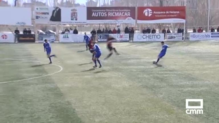 CD Azuqueca - Almagro CF (0-1)