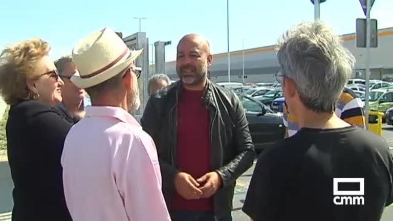 Unidas Podemos: García Molina cree que volverá a estar en el gobierno de Castilla-La Mancha