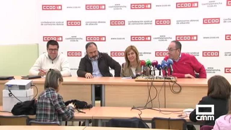 Albacete, capital del 1 de Mayo en la región: el lema 'Tiempo de ganar'