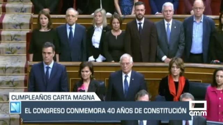 Así conmemoran el Día de la Constitución en Castilla-La Mancha y otras noticias del día