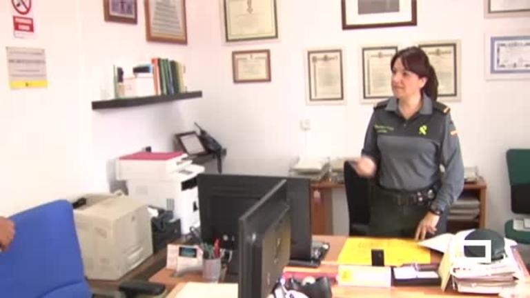 Silvia Jiménez: así es la vida de una Guardia Civil