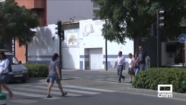 Cuatro policías de Albacete, heridos leves tras ser agredidos por vendedores