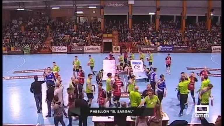 Balonmano Copa EHF: Liberbank Cuenca - Achilles Bocholt