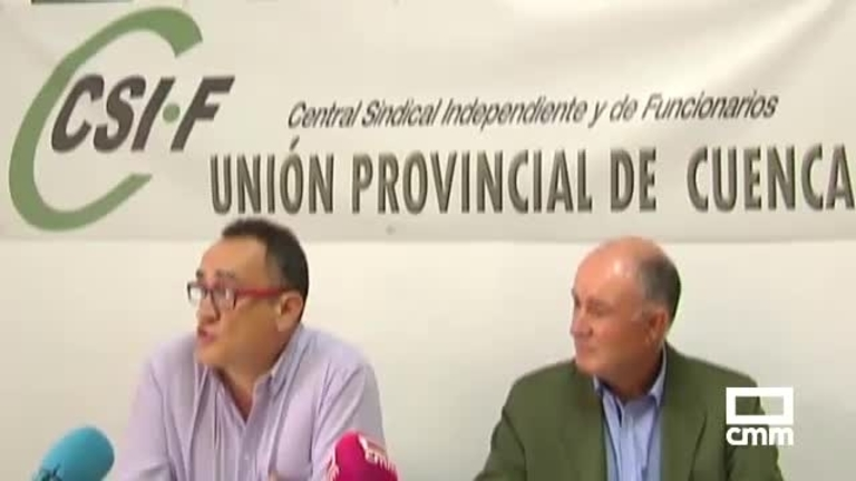 El sindicato de funcionarios pide mejores condiciones para los profesores itinerantes