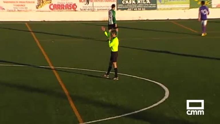 CD Quintanar - CD Guadalajara (1-1)
