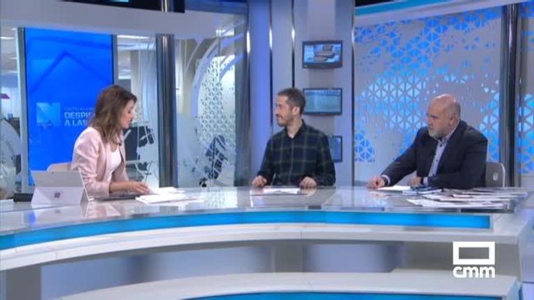 Entrevista a Diego Villalón y José Antonio López