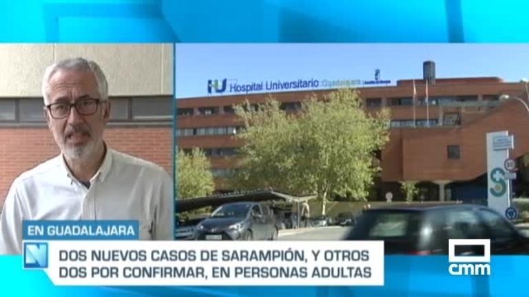 Dos nuevos casos de sarampión en Guadalajara, ninguno de ellos grave  y otros dos por confirmar