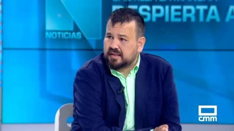 Entrevista a Juan Ramón Amores