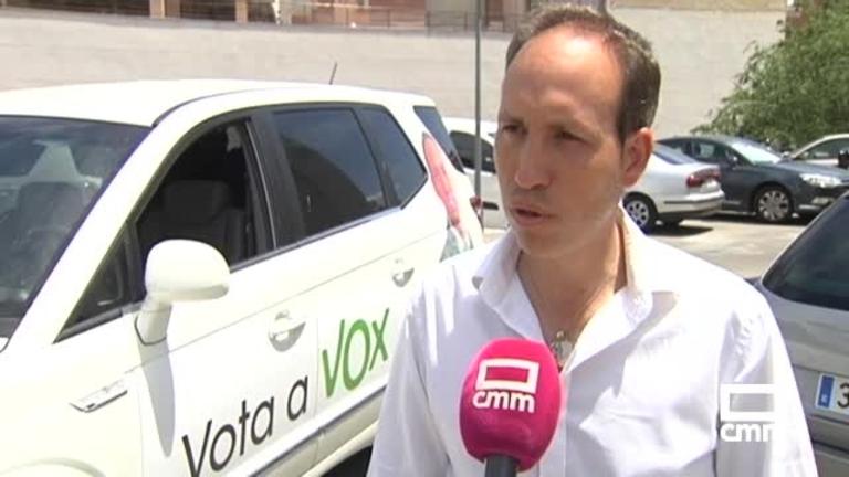 Vox: Daniel Arias presenta sus propuestas para el sector cinegético