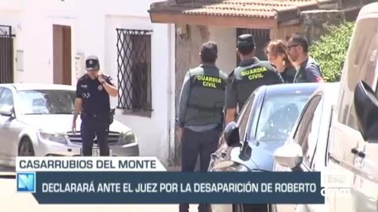 El detenido por la desaparición de Roberto García, de Casarrubios del Monte (Toledo), es un albañil de unos 45 años, desconocido en el pueblo