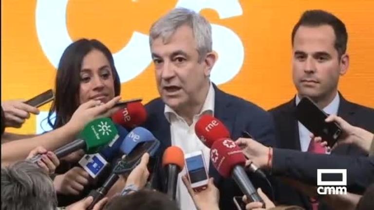 Ciudadanos escoge Madrid para iniciar la campaña europea