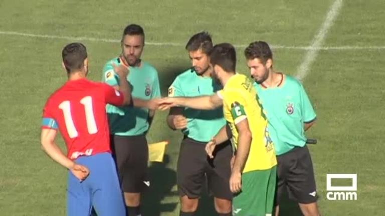 La Roda - Atlético Tomelloso (4-3)