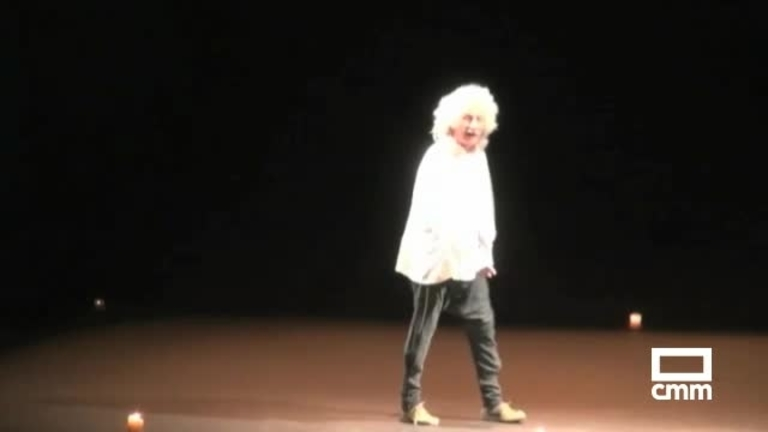 El Brujo vuelve a Almagro a representar la obra 'El Lazarillo de Tormes'