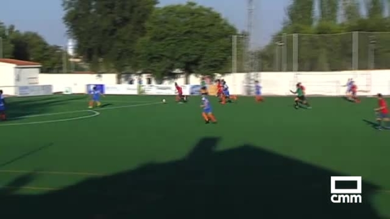 CD Villacañas - CD Madridejos (0-3)