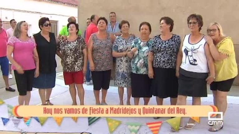Fiesteros - EP.5 - Quintanar del Rey y Madridejos