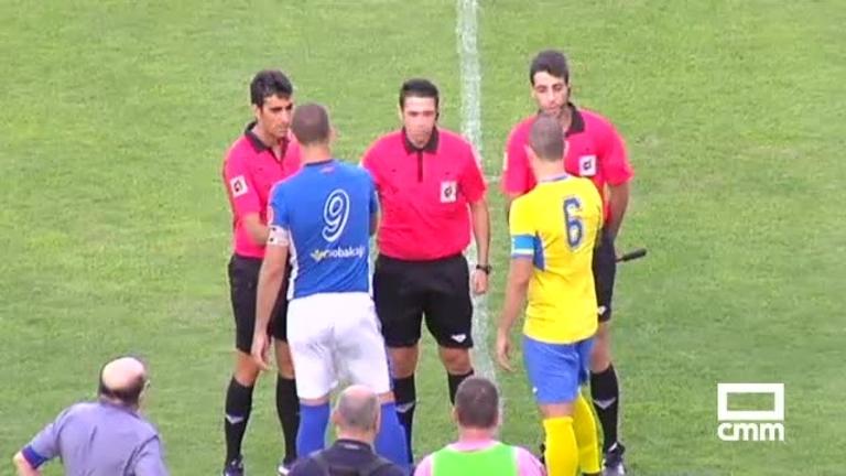 CD Manchego - CF La Solana (2-2)
