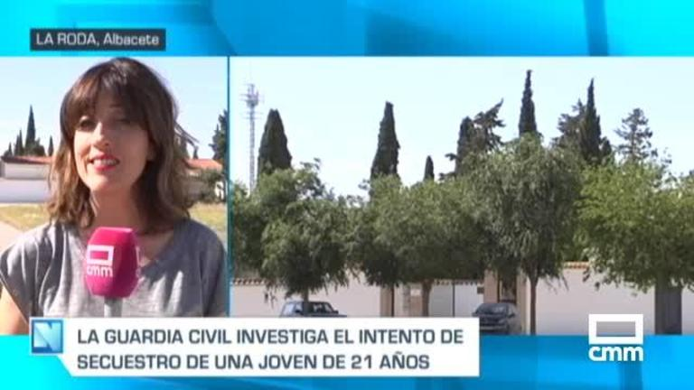 Se investiga un intento de secuestro de una menor en La Roda