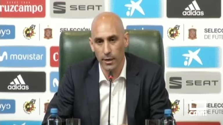 Fernando Hierro será el seleccionador tras ser destituido Julen Lopetegui
