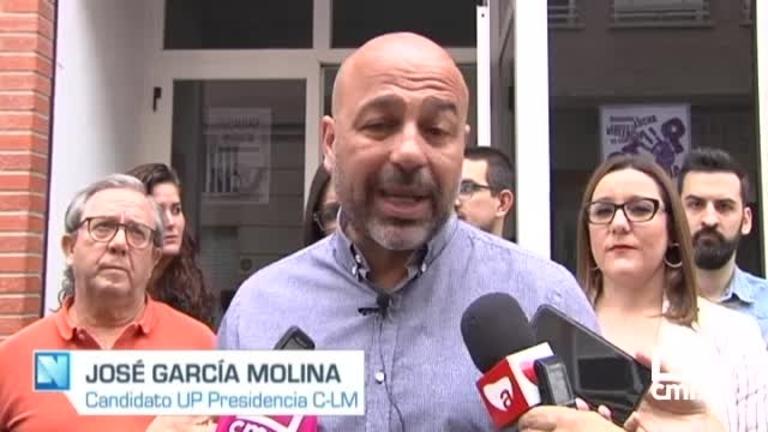 Unidas Podemos: García Molina reivindica la tarifa 0 para autónomos y propone pasar el festivo del Corpus al 15 de mayo