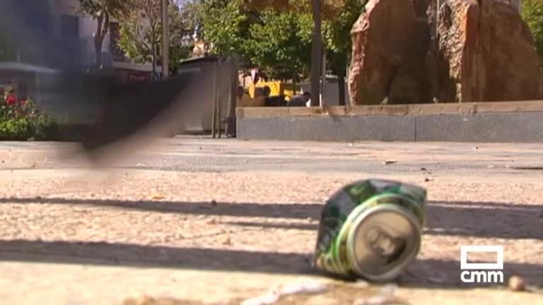 Manzanares (Ciudad Real) endurece su normativa contra el botellón