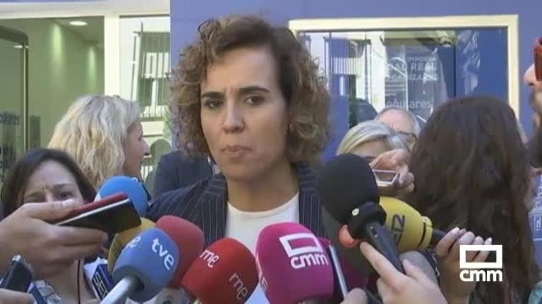 PP: la candidata DolorsMonsterrat avala la defensa de su partido en política agraria