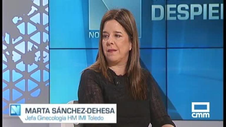 Entrevista a Marta Sánchez- Dehesa