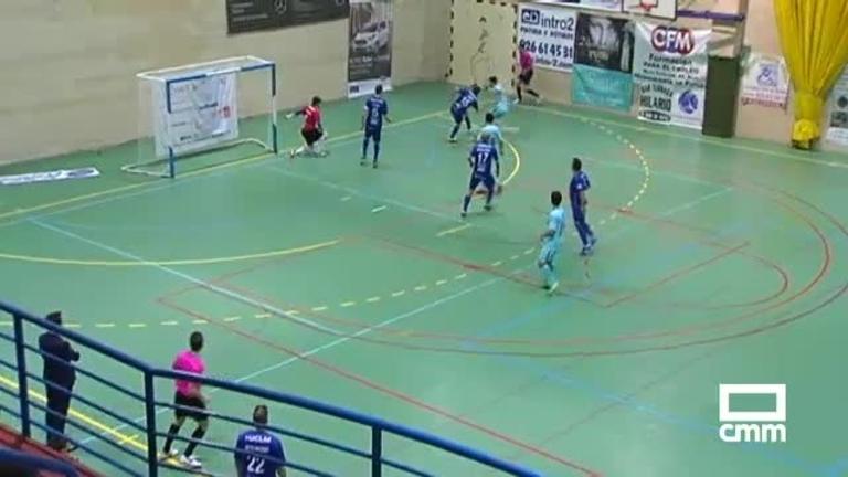Manzanares FS - FC Barcelona B (4-0)