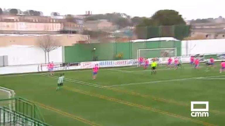 CD Quintanar - Villarrubia CF (0-2)