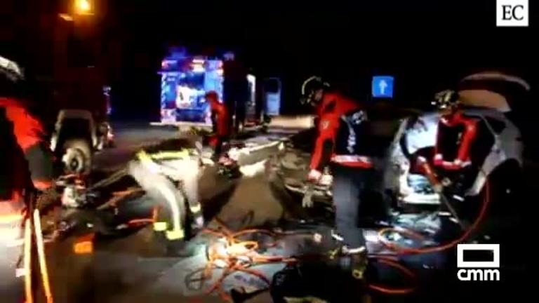 Muere un kamikaze tras dejar 5 heridos y sembrar el pánico en la A-8
