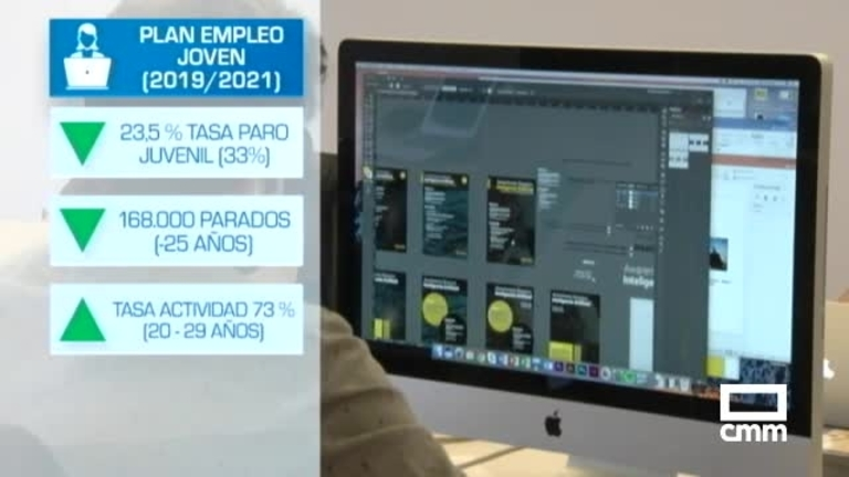 Plan de empleo jóven: 2,9 millones de contratos fijos en tres años y límites a la contratación