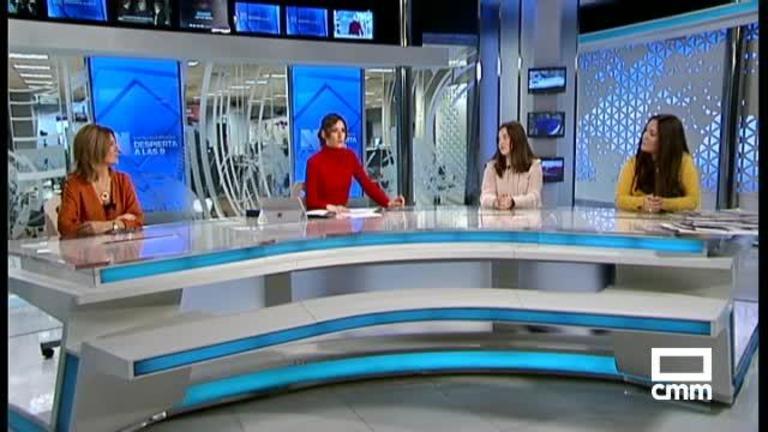 Entrevista a Maite Fernández, Ana Alvárez y Marta González
