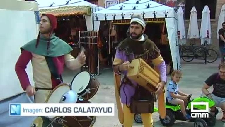 El teatro y la cetrería, protagonistas de las novenas Jornadas Medievales de Corral de Almaguer