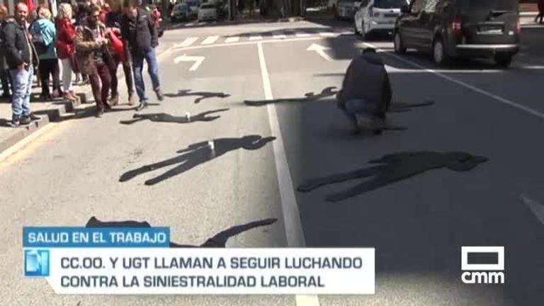 Castilla-La Mancha es la segunda región en siniestralidad laboral