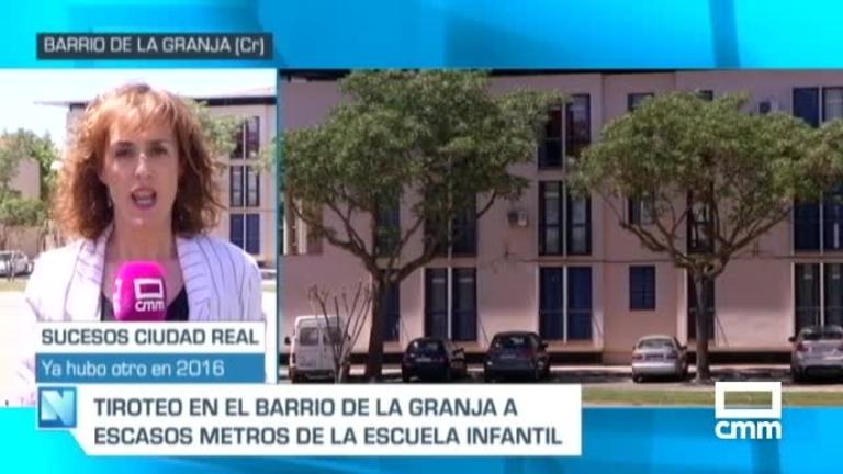 Tiroteo en Ciudad Real, en el barrio de La Granja