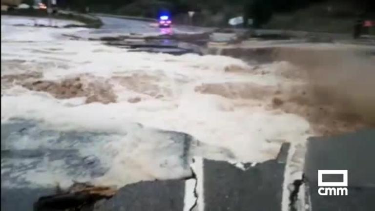 Un muerto en Navarra por inundaciones