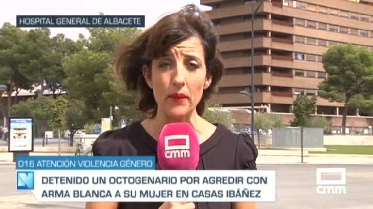 Agresión Machista: Un hombre hiere a su mujer y luego intenta suicidarse en Casas Ibáñez, Albacete