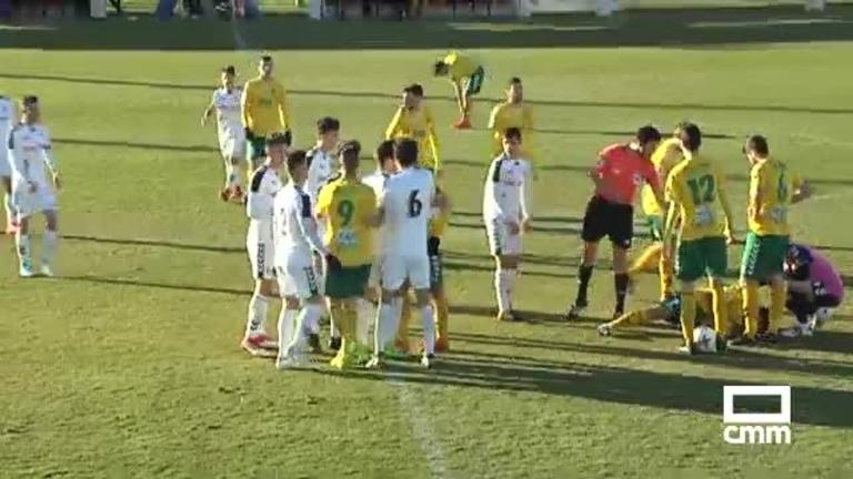 Albacete Balompie B - Atlético Tomelloso (1-1)