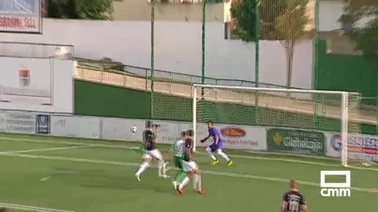 CD Quintanar - Mora CF (1-1)