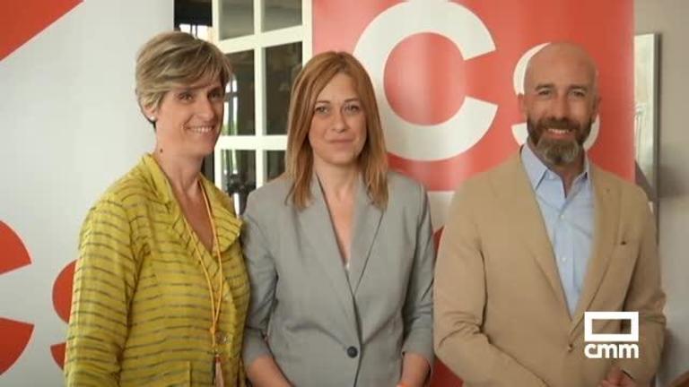 Ciudadanos: Picazo asegura que su mensaje ha calado en los castellanomanchegos