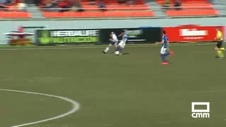 Rayo Majadahonda - CF Talavera (0-0)