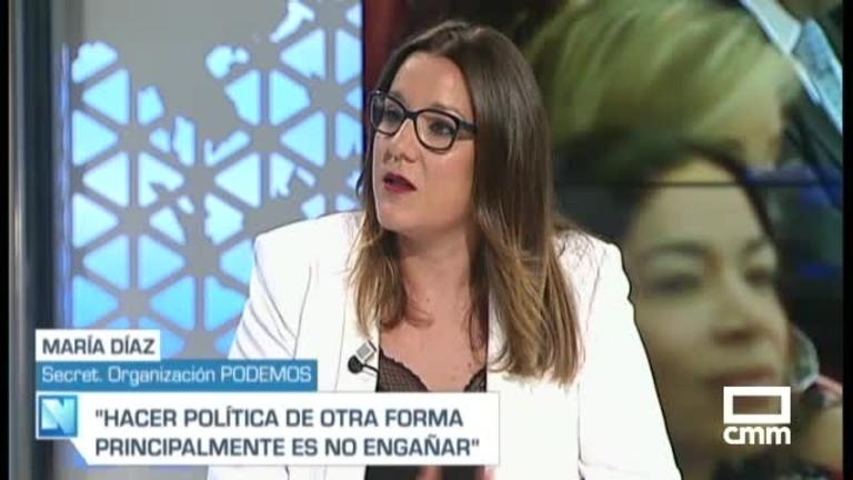 María Díaz: