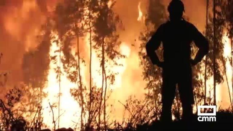 Portugal lucha contra un gran incendio, el más complicado del verano