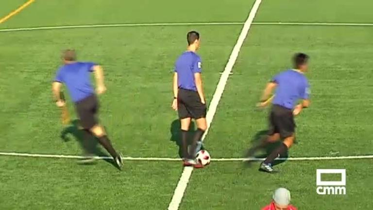 CD Quintanar - Villarrubia (0-0)