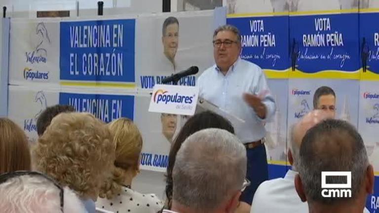 PP apuesta por una inmigración legal y ordenada; y dice que solo con ellos el trasvase Tajo-Segura no se tocará