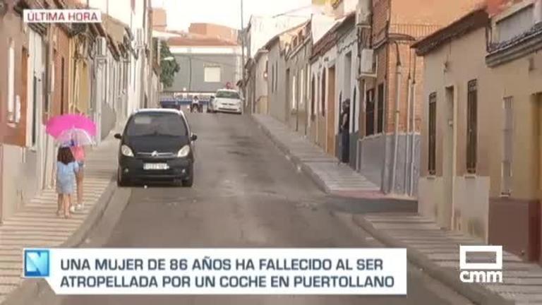 Atropello en Puertollano: muere una mujer de 86 años y otra resulta herida