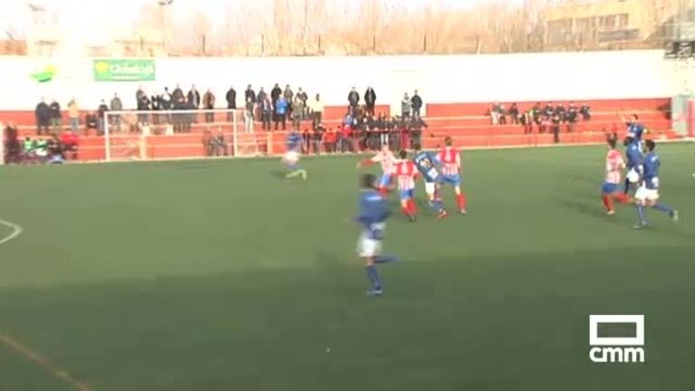 CD Pedroñeras - Yugo-UD Socuéllamos (0-0)