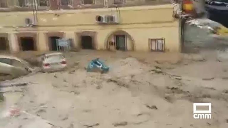 Balsas de contención para evitar inundaciones en Cebolla (Toledo) y otras noticias del día
