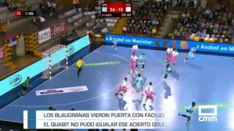 Barcelona Lassa - Quabit Guadalajara (36-22)