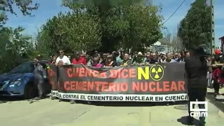 Reacciones: El alcalde de Villar de Cañas, convencido de que el ATC se construirá