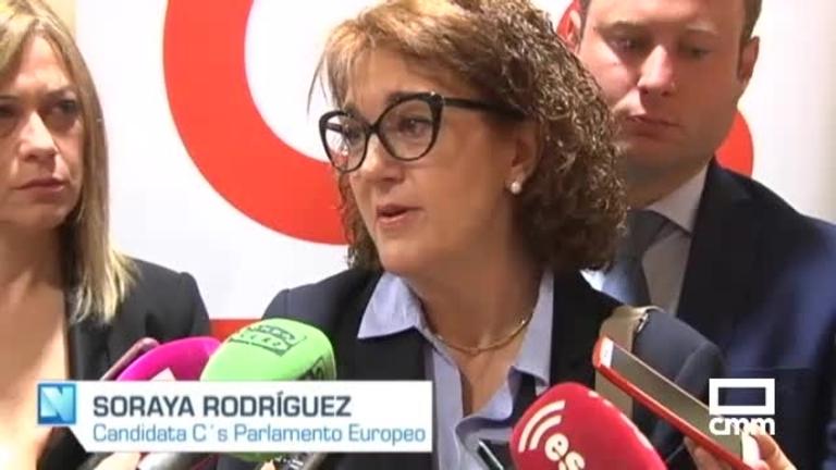 Ciudadanos: Soraya Rodríguez apuesta por la libertad de circulación con control